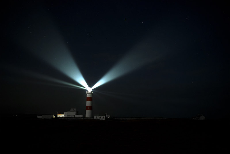 Take a walk around the Point of Ayre & Lighthouse!