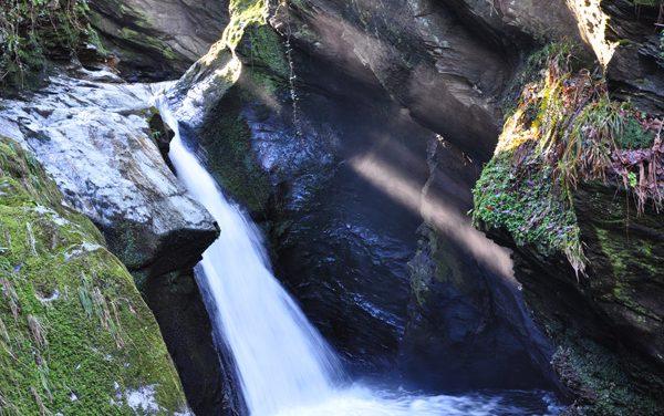 Take a Stroll to Glen Maye Waterfall & Beach