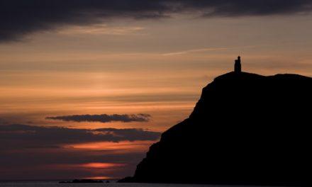 Wander up Bradda Head to Milner's Tower!