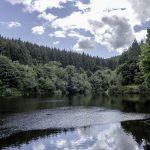 Take a stroll around Ballure Reservoir
