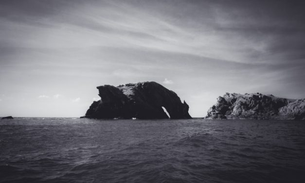 A trip to the Calf of Man