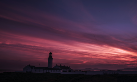 Go see the Langness Lighthouse!