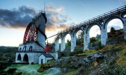 The Laxey Wheel and Laxey Mines